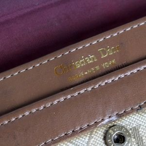 Dior Bags - Dior Vintage Pouch